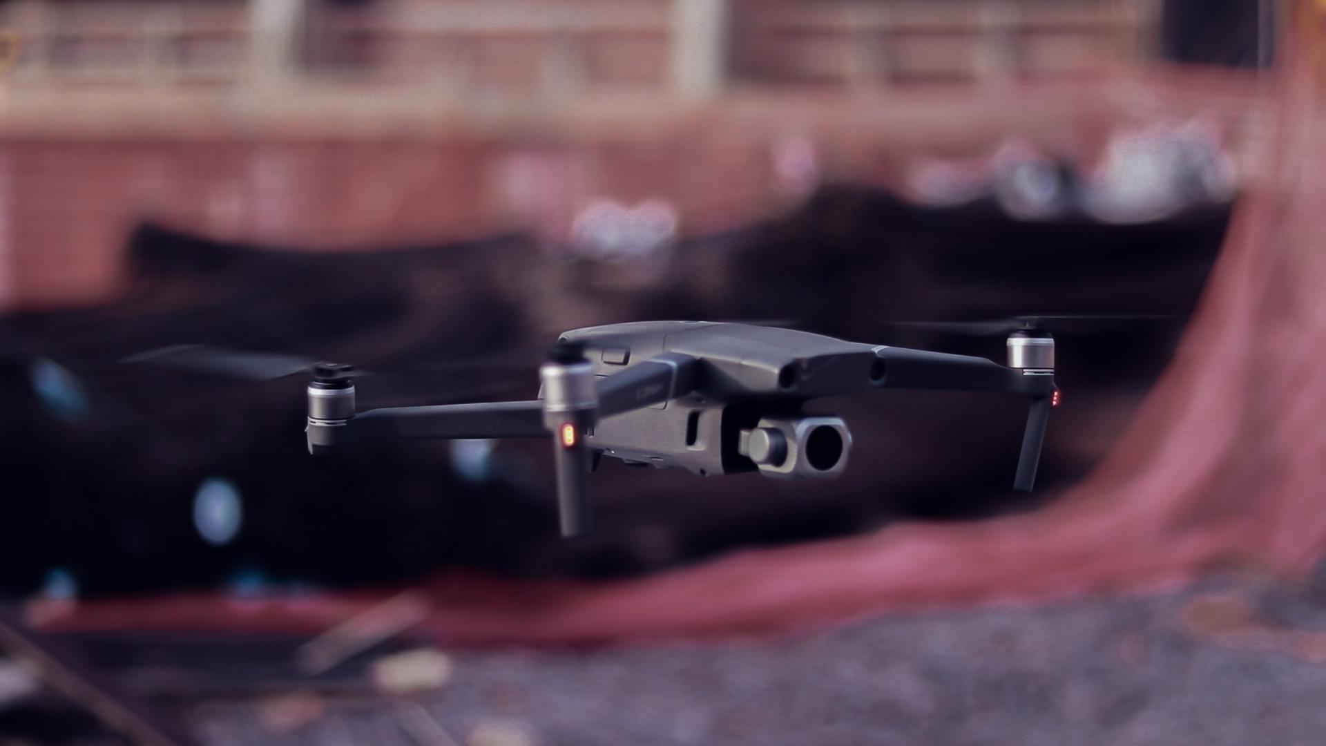 A tendência dos drones na produção audiovisual